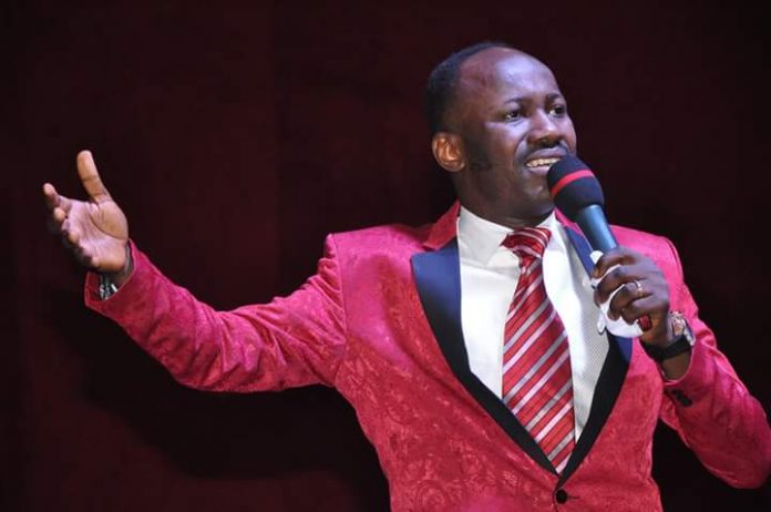 """Nobody Helps People Like Pastors, Not Even Governments"" – Apostle Suleman Apostl11"