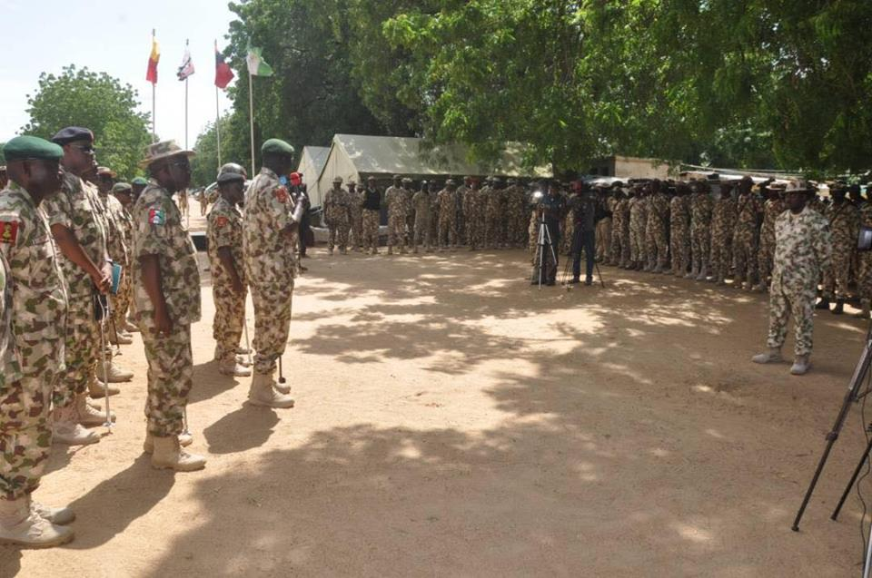 What Nigerian Army Did After Being Accused Of Kidnapping A Politician Army10