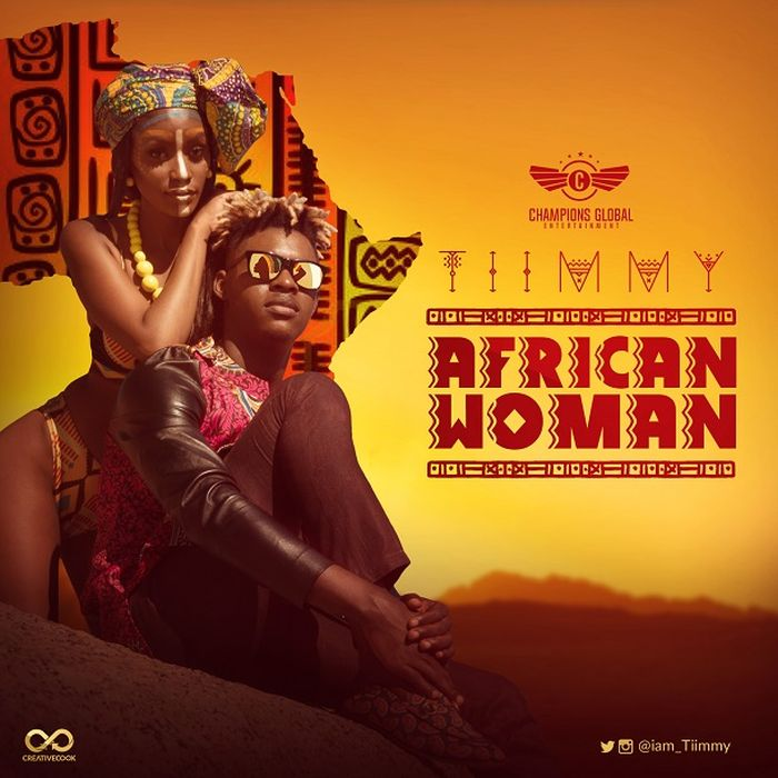 [Download Music] Tiimmy – African Woman Art-110