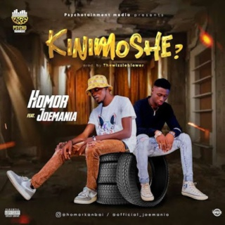 [Music] Homor – KiniMoshe? Ft. Joemania | Mp3 Art22