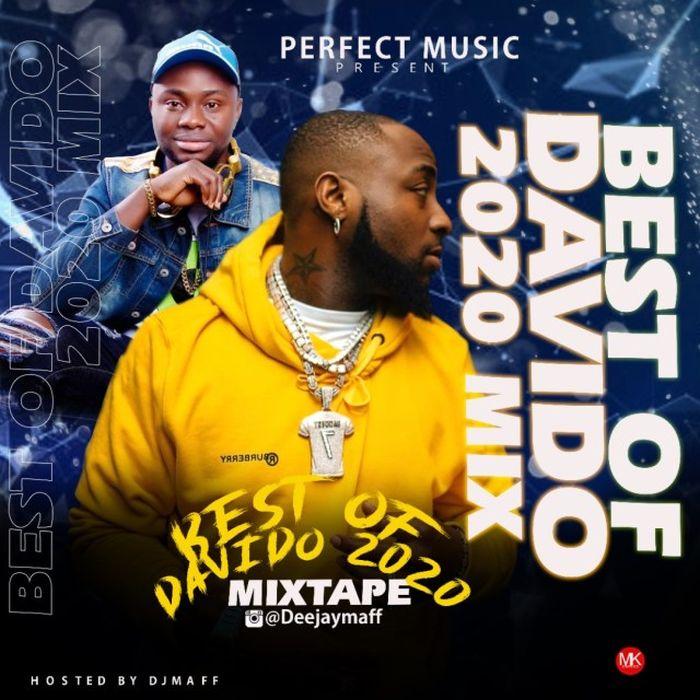 [Mixtape] DJ Maff – Best Of Davido 2020 Mix | Download Mp3 Artwor17