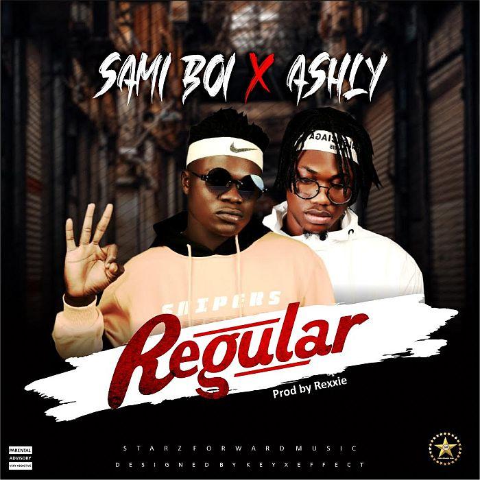 [Music] Ashly x Sami Boi – Regular | Mp3 Ashly-10
