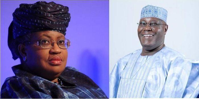 Atiku Reacts As Okonjo-Iweala Gets International Appointment On Twitter Board Atiku-10