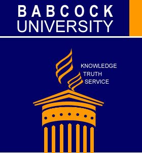 Babcock University 2019 Convocation Ceremony Date for Undergraduate & Postgraduate Babcoc10