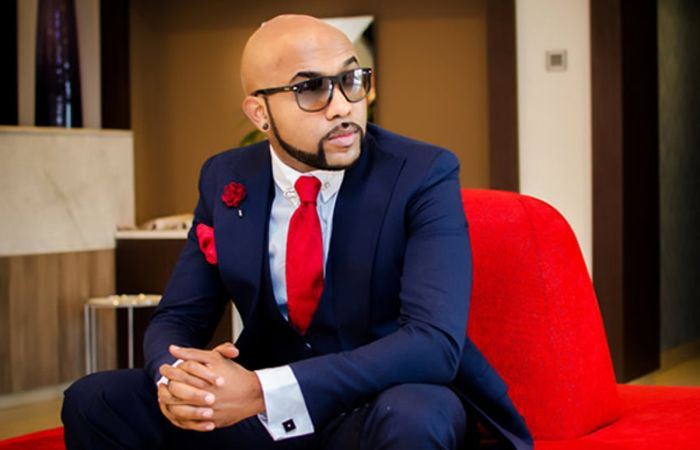 Drama As Robbers Ask Banky W To Sing For Them After Robbing Him Banky12