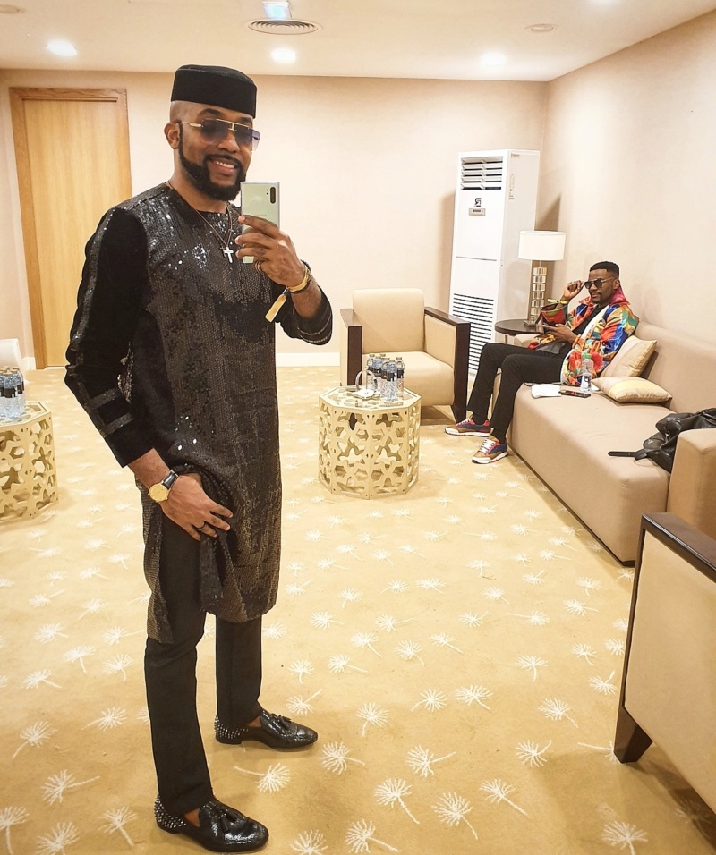 Federal Government Bans Banky W's Movie, Sugar Rush From Screening In Cinemas Banky_11