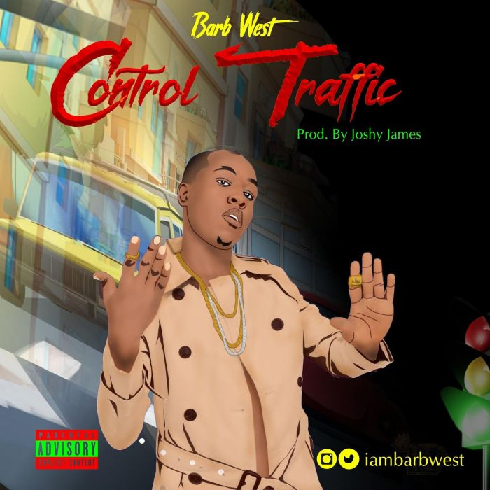 [Download Music] Control Traffic By Barb West  Barb-w10