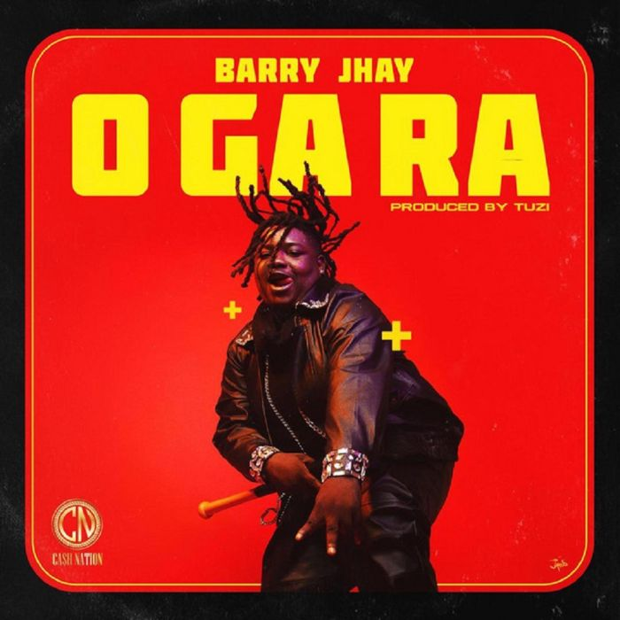 [Music] Barry Jhay – O Ga Ra   Mp3 Barry-12