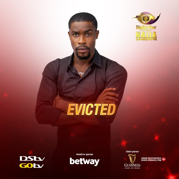 2020 BBNaija: Neo Evicted From The Big Brother House Bbnai116