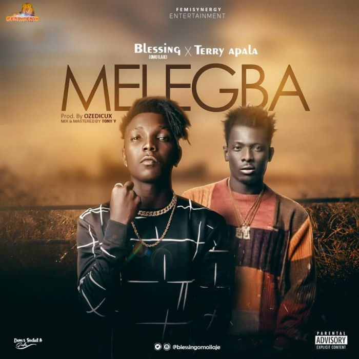 [Download Music] Blessing (Omo Ilaje) X Terry Apala – Melegbe Blessi10