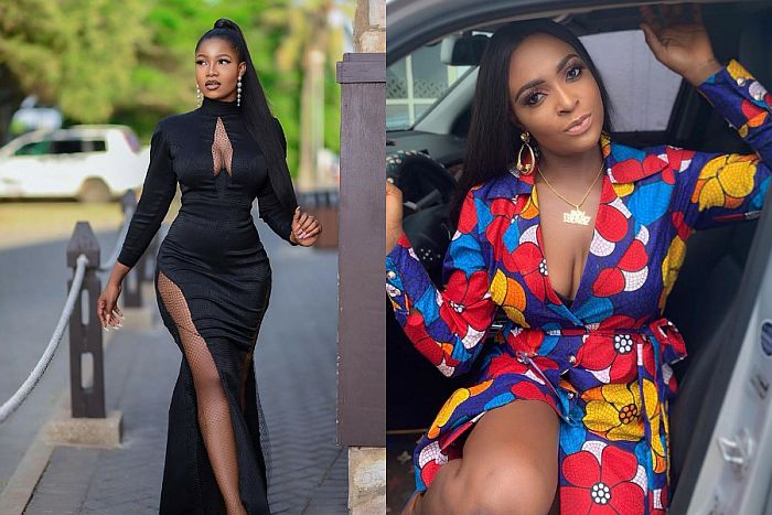 """Tacha Sent Boys To Kill Me"" – Blessing Okoro Cries Out As Unknown Men Bash Her Car (Watch Video) Blessi12"