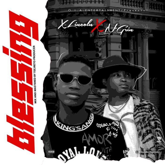 "[Music] X-Lincoln – ""Blessing"" Ft. N'grin 