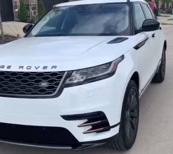Bobrisky Flaunts His New 2019 Range Rover Bob11