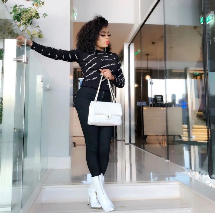 """Instagram Is About To Catch Fire"" – Bobrisky Speaks On Revealing His New Body Shape Bobris58"