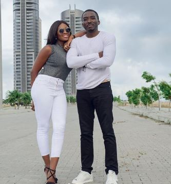 Bovi Surprises His Wife With A Mercedes Benz For Her 30th Birthday (Watch Video) Bovi11