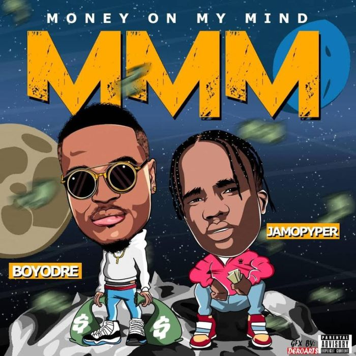 "Boyodre – ""MMM (Money On My Mind)"" Ft. JamoPyper 