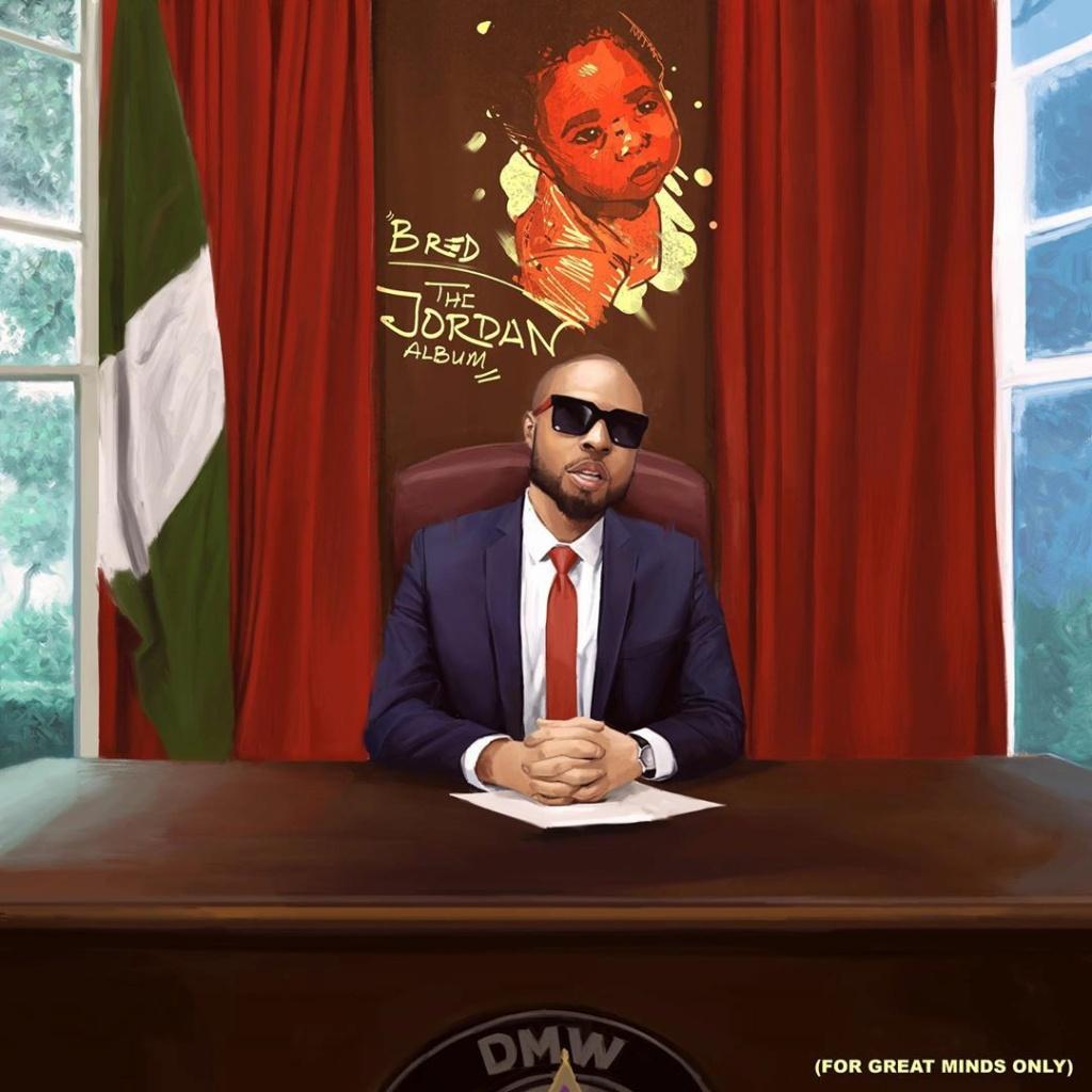 [Music] B-Red – Bimpe ft. Davido | Download Mp3 Bredhk10