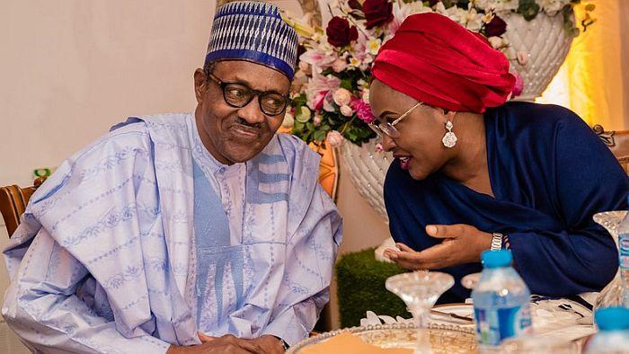 """Save The People"" – Aisha Buhari Expresses In A Song To President Buhari (Video) Buhari15"
