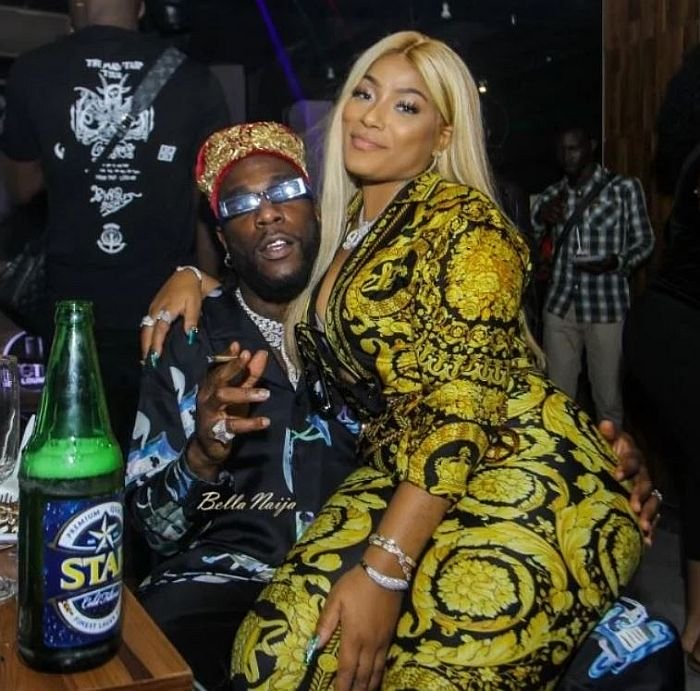 Burna Boy Reveals Reason She Wouldn't Have A Child Soon With British Lover, Stefflon Don Burna-85