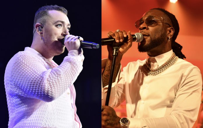 """""""Burna Boy Is About To Bring Sam Smith's Career Back To Life"""" – Nigerians React To Sam Smith Featuring Burna Boy On A New Song Burna118"""