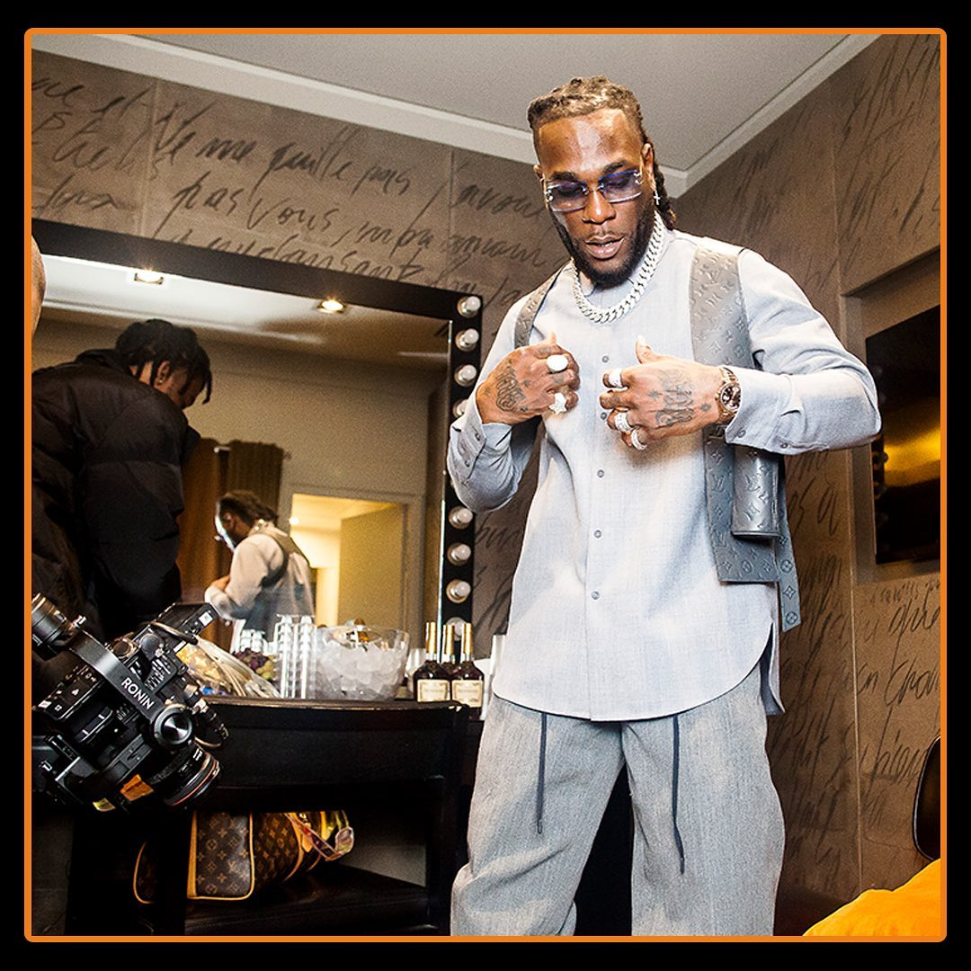 Burna Boy, Davido Dominate Top 10 Most Played Songs Of 2019 In Sub-Saharan Africa Burna_10