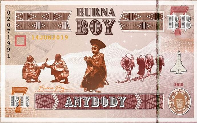 Burna Boy – Anybody | 9Jatechs Music and Video Burnaa10