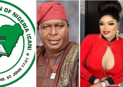 "CAN Hails NCAC Boss, Olusegun Runsewe Over ""Fight"" With Bobrisky And Others Can10"