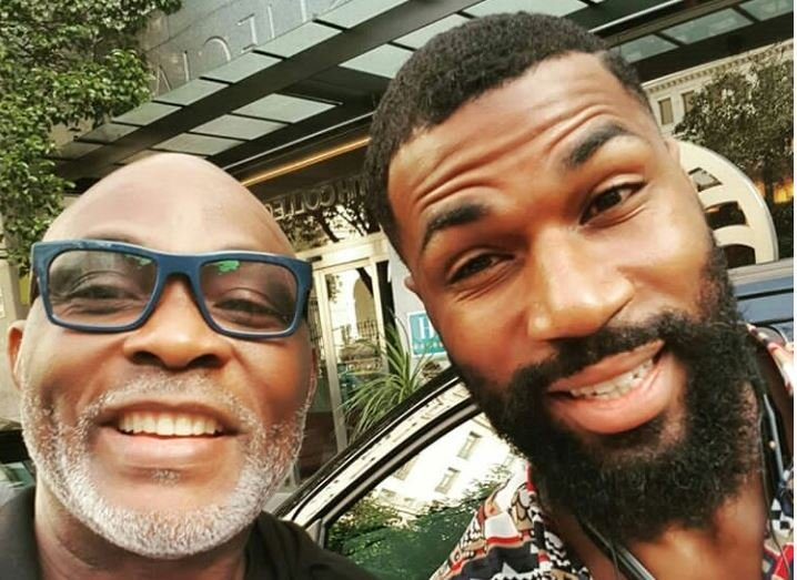 Mike Edwards Set To Feature In Movie With RMD (Photo) Captur60