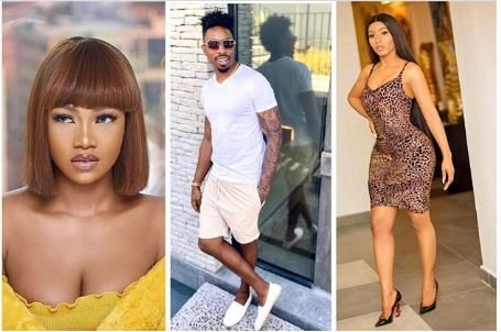 Blogger Slams Mercy, Says Ike Only Made Her Second Choice After Tacha Turned Down His Advances Captur72