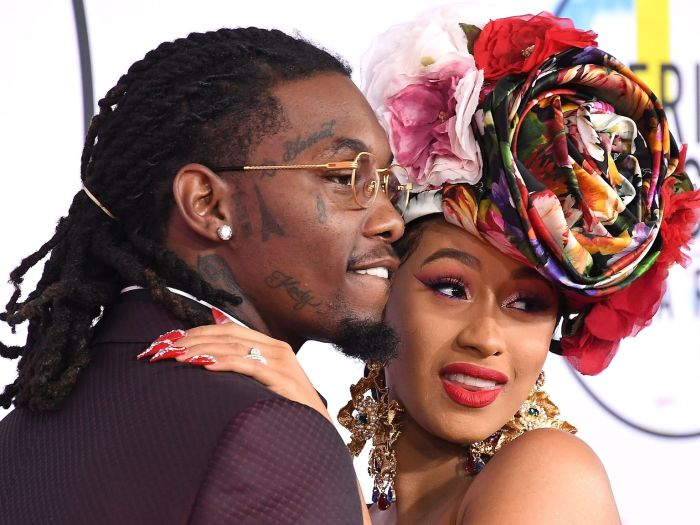 Cardi B Convince Her Husband Offset To Also File For Nigerian Citizenship Cardi-38