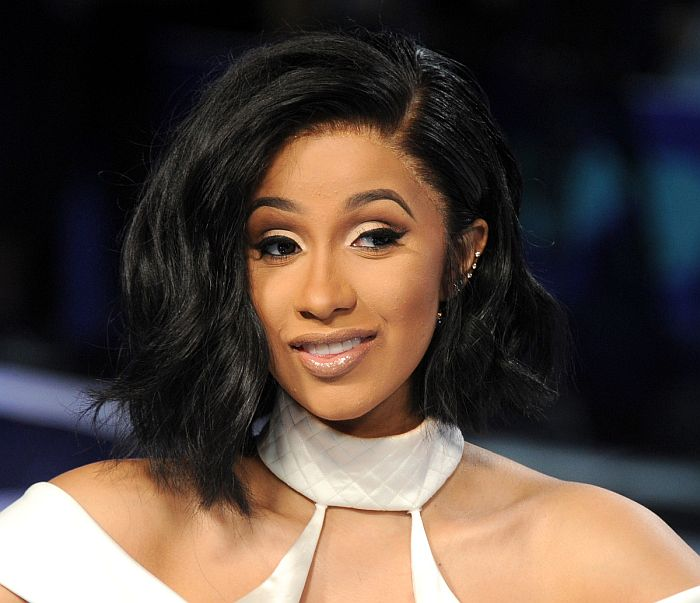 Rapper, Cardi B Says She Wants To Be A Politician Cardi-41