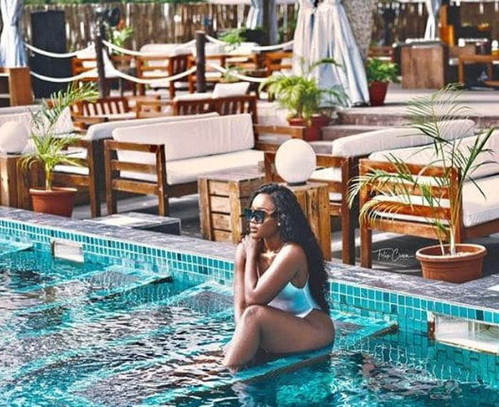 Cee-C Flaunts Her Curves In New Swimsuit Photos Cee-c14