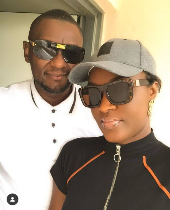 """""""True True, Chacha No Well""""- Fans React After Chacha Eke Faani Shares A Video Of Herself And Her Husband Kissing Chacha12"""