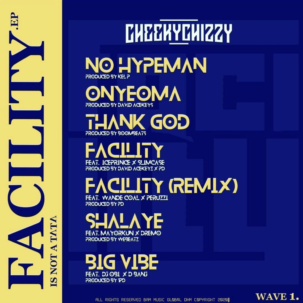 [Music] Cheekychizzy – Big Vibe ft. D'Banj, DJ Obi | Download Mp3 Cheeky12
