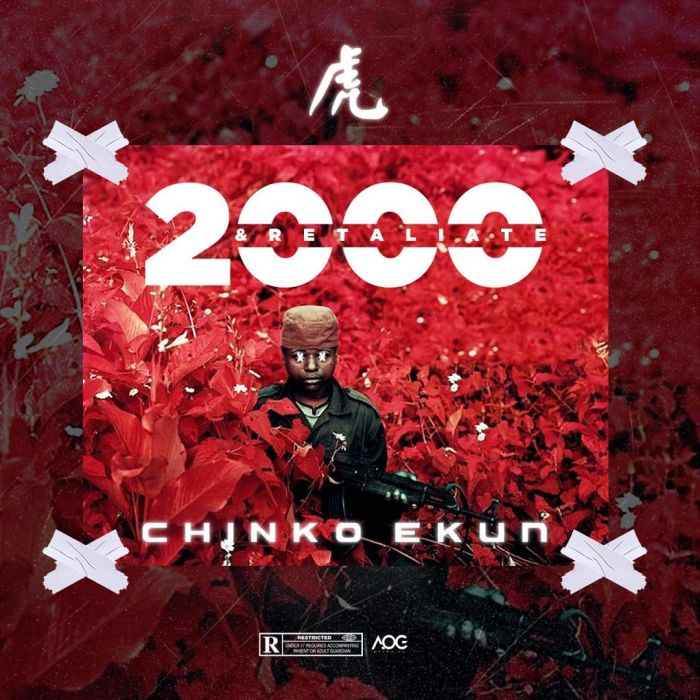[Lyrics] Chinko Ekun – 2000 & Retaliate  Chinko19