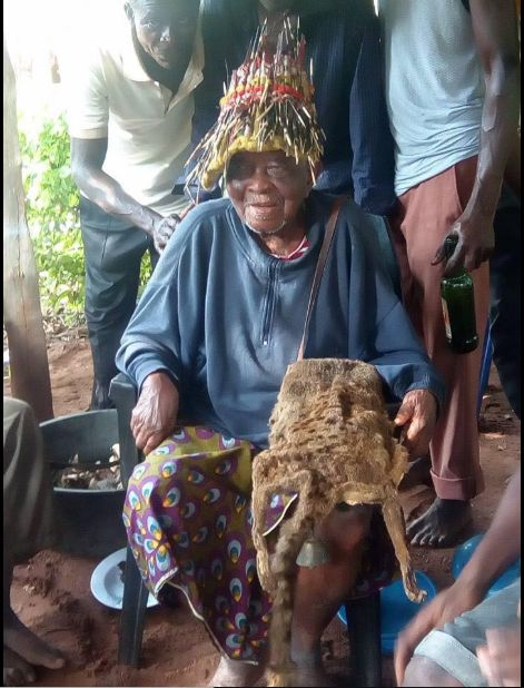 How Cultists Killed 105-Year-Old Traditional Ruler In Enugu State (Photos) Cult-110