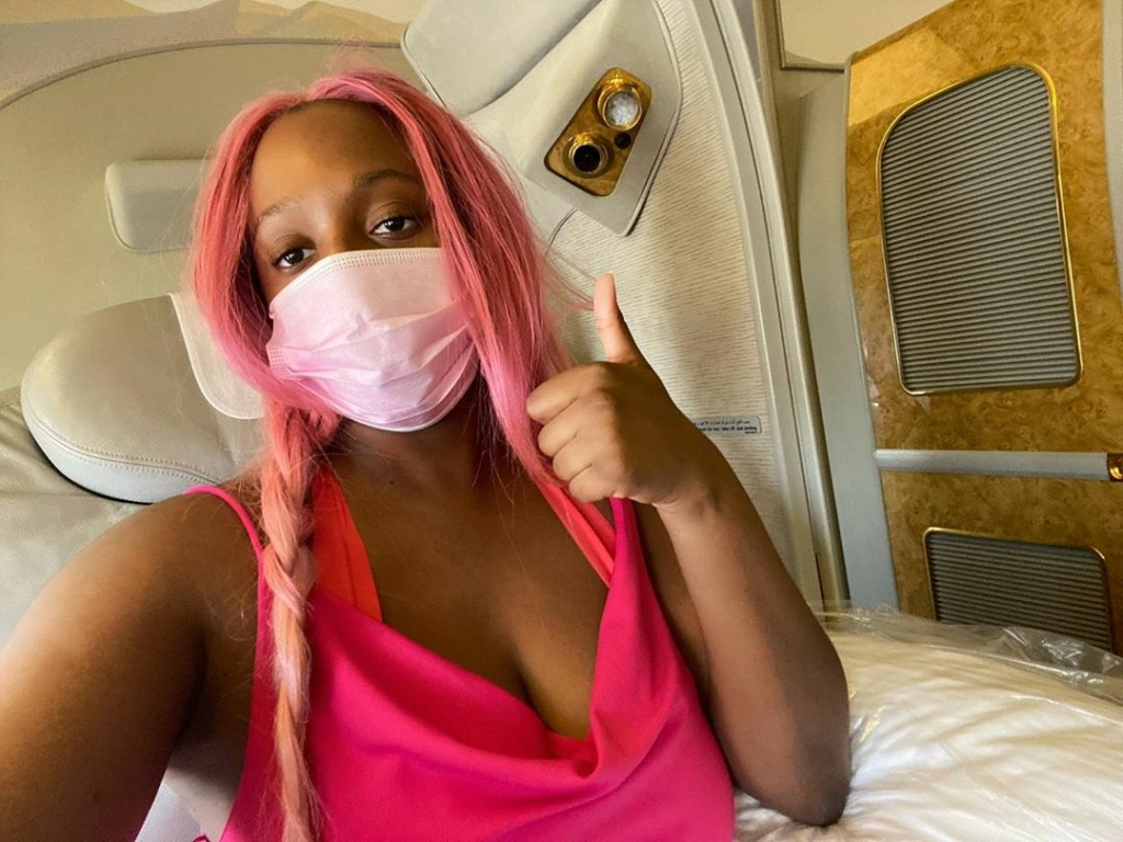 Why I Haven't Joined #endsars Protests After Returning To Nigeria – Dj Cuppy Reveals Cuppym14