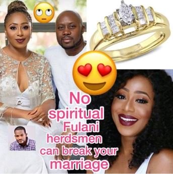 """""""God Is About To Give You A Baby Boy In 9-months Time""""- Uche Maduawu Tells Actress Dakore Dako-110"""