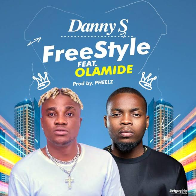 [Download Music] Freestyle By Danny S X Olamide  Danny-12