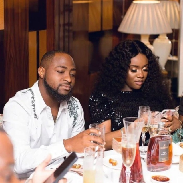Chioma And Davido Reacts To Their Unborn Child's Endorsement Deal (See Details) David151