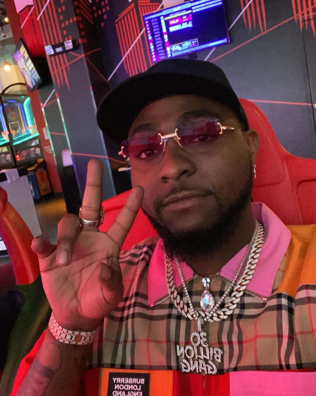 Alleged Pregnancy: Ladies Who Accused Davido, Arrested and Handcuffed David167