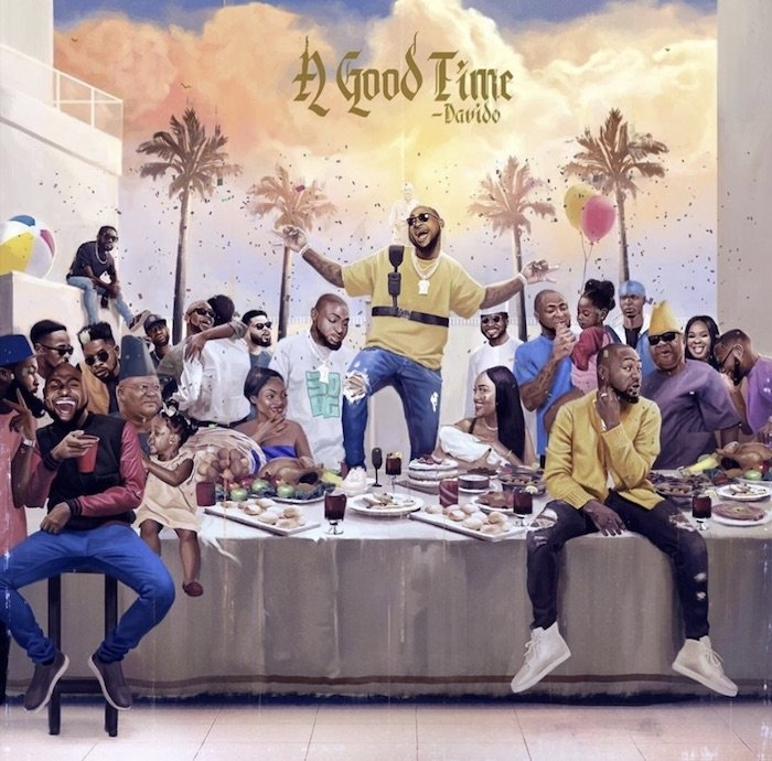 "Of All 17 Songs On Davido's ""A Good Time"" Album, Which Track Have You Played The Most? David186"