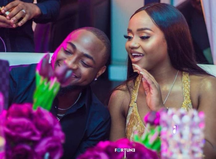 Chioma Instructed Davido To Hurt Sophia Momodu Because She Hates Her – Lady Claims David241