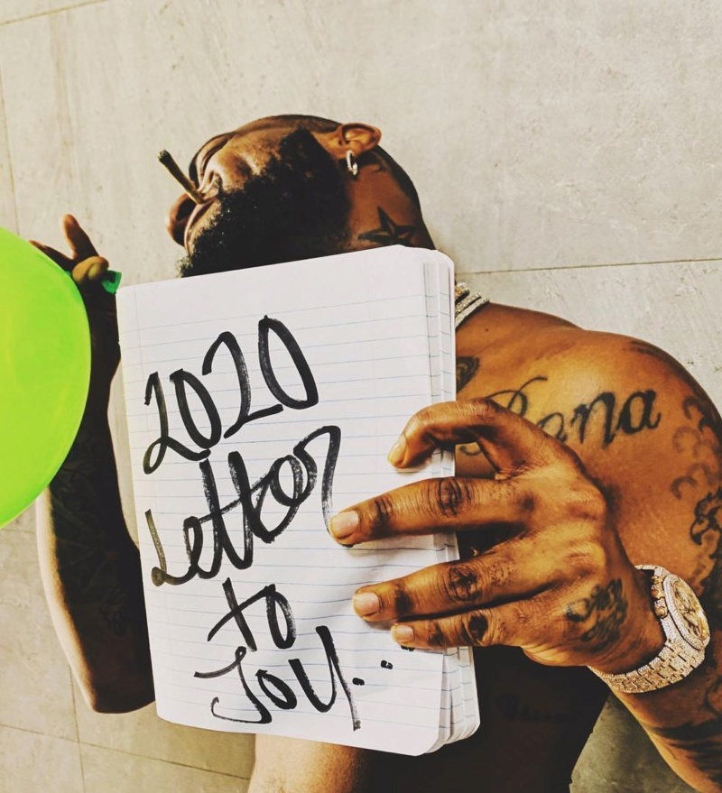 "Davido Set To Drop His First Song For Year 2020 Titled ""2020 Letter To You"" (LISTEN TO SNIPPET) David248"