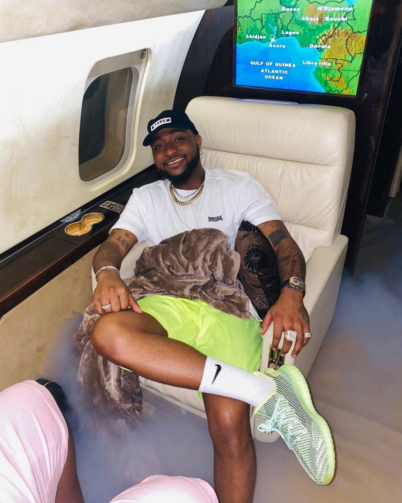 "Davido Set To Drop His First Song For Year 2020 Titled ""2020 Letter To You"" (LISTEN TO SNIPPET) David249"