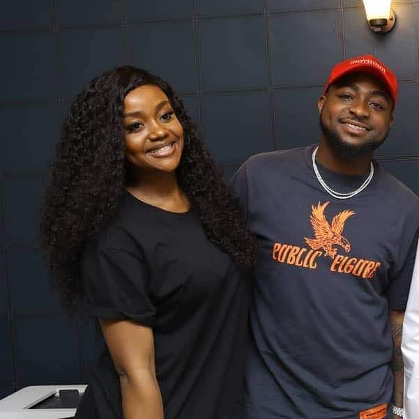 See What Davido Saved Chioma's Name As On His Phone David257