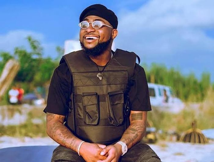 Davido Called Out For Allegedly Beating Up Bouncer Till He Started Bleeding David398