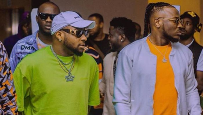 Perruzzi Gradually Loosing Relevance, Do You Think It Might Affect Davido's Musical Contents? Davido44