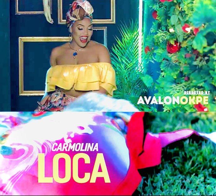 [Video] Carmolina – Loca | Mp4 Dd225010