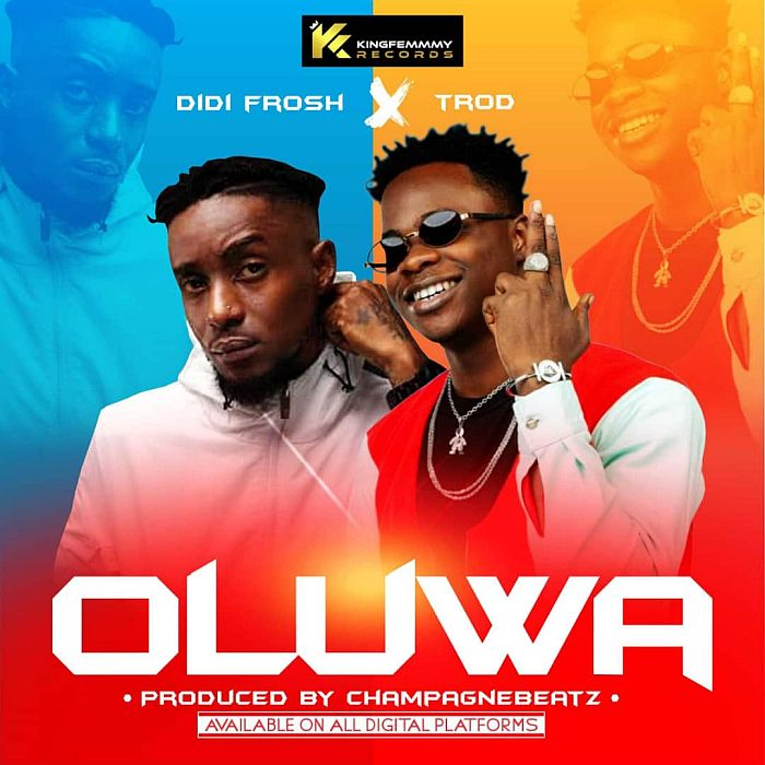 "[Music] Didi Frosh – ""Oluwa"" Ft. Trod 